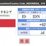 インドネシア/INDONESIA