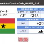 ガーナ/GHANA