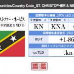 セントクリストファー・ネービス/ST. CHRISTOPHER & NEVIS