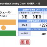 ニジェール/NIGER