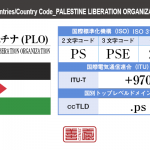 パレスチナ/PALESTINE LIBERATION ORGANIZATION