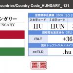 ハンガリー/HUNGARY