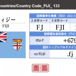 フィジー/FIJI