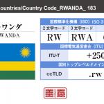 ルワンダ/RWANDA