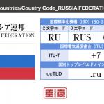 ロシア連邦/RUSSIA FEDERATION