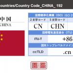 中国/CHINA