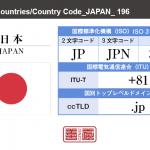 日本/JAPAN